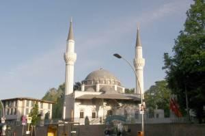 Sehitlik Moschee, Neukölln