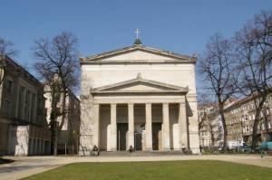 St. Elisabeth Kirche, Berlin-Mitte