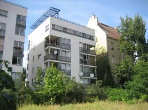 Dennewitzstraße, Berlin-Schöneberg, Park am Gleisdreieck, Nelly-Sachs-Park