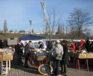 Flohmarkt Mauerpark,