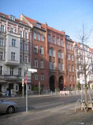 Synagoge Rykestraße,