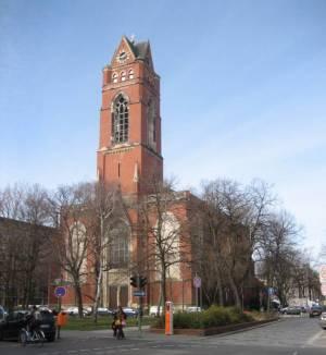 St. Matthias Kirche (2008) St. Matthias Kirche, Berlin-Schöneberg, Winterfeldtplatz