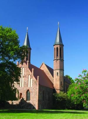 Pfarrkirche Pankow (2007) Alte Pfarrkirche, Berlin-Pankow,