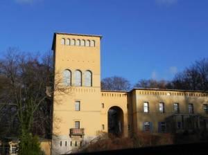 Maschinenhaus (2012) Maschinenhaus, Volkspark Klein-Glienicke, Glienicker Brücke