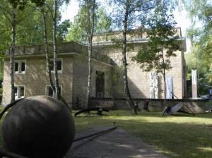Kunsthaus Dahlem  (2014) Kunsthaus Dahlem, Bernhard-Heiliger-Stiftung