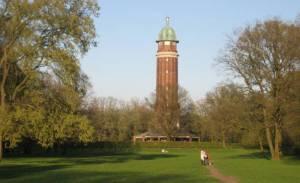 Wasserturm Volkspark Jungfernheide, Charlottenburg