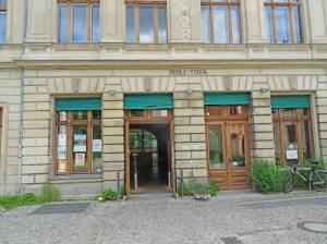 Bibliothek am Luisenbad (2017) Bibliothek am Luisenbad, Wedding, Panke