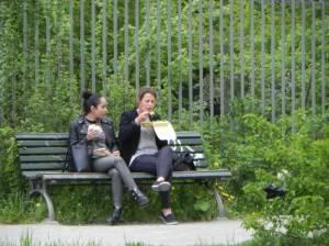 Gartenufer (2015) Gartenufer, Berlin-Tiergarten, Zoologischer Garten, Landwehrkanal, Rosa Luxemburg, Constantin Doppelmair