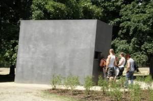 Denkmal für die im Nationalsozialismus verfolgten Homosexuellen, Großer Tiergarten