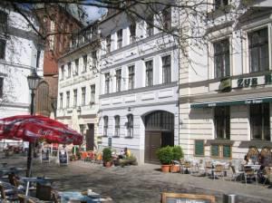 Nikolaiviertel (2008) Nikolaiviertel, Berlin-Mitte, Nikolaikirche, Zille Museum