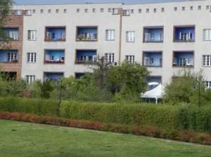 Hufeisensiedlung (2014) Hufeisensiedlung,, Berlin-Britz, UNESCO-Weltkulturerbe