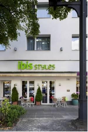 ibis Styles Berlin an der Oper, Bismarckstr. 100, 10625 Berlin