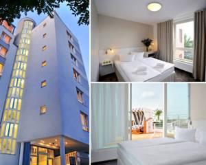 Fjord Hotel Berlin, Bissingzeile 13, 10785 Berlin