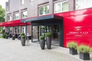 Crowne Plaza Hotel Hamburg - City Alster, Graumannsweg 10, 22087 Hamburg