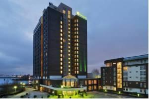 Holiday Inn Hamburg, Billwerder Neuer Deich 14, 20539 Hamburg