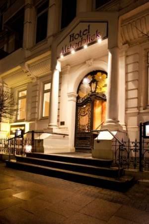 Hotel Alsterblick, Schwanenwik 30, 22087 Hamburg