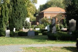 Friedhof der Dorotheenstädtischen Gemeinde II (2008) Dorotheenstädtischer Friedhof II, Berlin-Gesundbrunnen, Park am Nordbahnhof, Volkspark Humboldthain