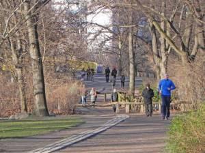 Volkspark Wilmersdorf, Berlin-Wilmersdorf, Sport- und Spielplätze, Liegewiesen und vieles mehr