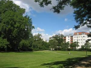 Heinrich-Lassen-Park, Schöneberg