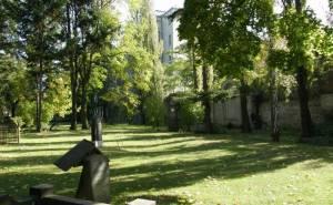 Friedhof der Domgemeinde (2010) Friedhof der Domgemeinde, Berlin-Mitte