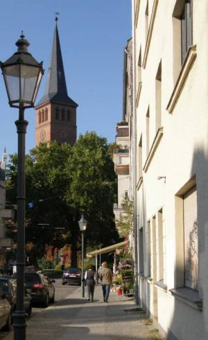 St. Laurentius Kirche, Köpenick