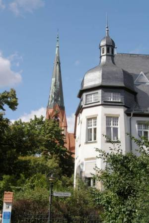 Paulus Kirche, Zehlendorf