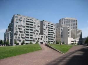 Henriette-Herz-Park, Potsdamer Platz