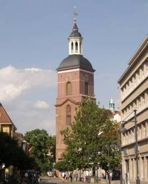Kirche St. Nikolai (2009) Nikolaikirche, Altstadt Spandau, Zitadelle, Gotisches Haus