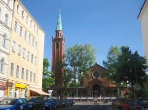 (2010) St. Johannis Kirche, Moabit