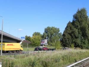 Am Feuchten Winkel (2012) Am Feuchten Winkel, Autobahnzubringer Kleingärten