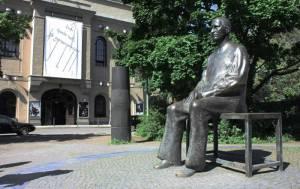 Bertolt Brecht Bertolt Brecht, Berlin-Mitte