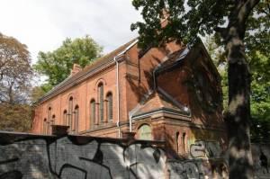 Friedhof II der Sophiengemeinde, Berlin-Mitte, Gedenkstätte Berliner Mauer