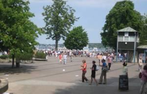 Ronnebypromenade, Berlin-Wannsee,