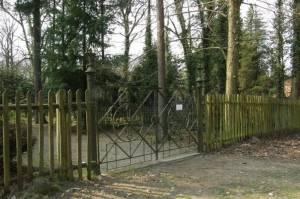 Friedhof Nikolskoe, Wannsee