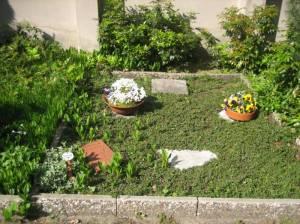 Luisenkirchhof I, Ehrengrabstätte von Otto Ferdinand Sydow (2009) Luisenfriedhof I, Charlottenburg, Sydow, March, von Blücher