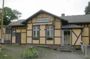 Bahnhof Ferch-Lienewitz, Schwielowsee