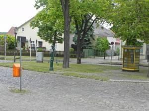 Dorfanger in Alt-Lübars (2015) Lübars, Berlin-Reinickendorf, Tegeler Fließ, alter Dorfkern, Naturschutzgebiete, Freizeitpark