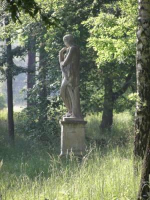 Thusnelda Thusnelda, Schlosspark Sacrow