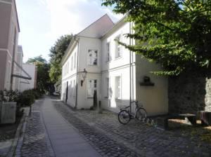 Am Henkerhaus, Henkerhaus (2012) Am Henkerhaus, Bernau, Henkerhaus, Hexendenkmal