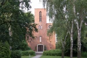 Sankt-Joseph-Kirche, Tegel