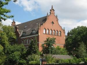 Robert-Koch-Institut/ ehemaliges Bezirkskommando Robert-Koch-Institut, Tempelhof