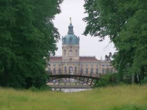 Charlottenburger Schloss Spreeweg, 20 Grüne Hauptwege, Weg 1