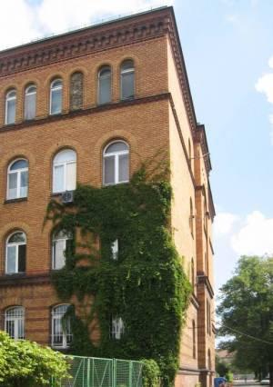 Kaserne des ehemaligen Eisenbahnregiments Eisenbahnregiment, Tempelhof