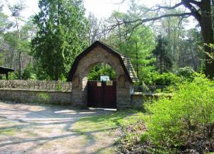 Eingangsportal (2007) Grunewald Forst, Charlottenburg-Wilmersdorf