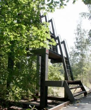 Naturpark Schöneberger Südgelände, Baumhaus (2011) Baumhaus, Schöneberg, Naturpark Schöneberger Südgelände