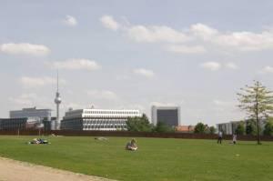 Spreebogenpark, Moabit