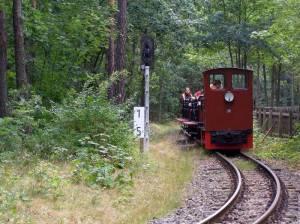 Spreeweg Etappe 7, Fähre F11 Wilhelmstrand bis S-Bahnhof Wuhlheide