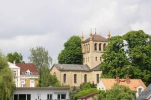 Kirche am Stölpchensee, Wannsee