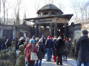 Jüdischer Friedhof in Berlin-Weißensee (2017) Friedhof der Jüdischen Gemeinde zu Berlin, Weißensee