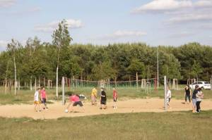 Beach Volleyball, Adlershof